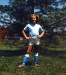 Sara, age 8