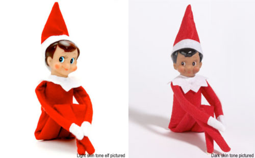 The Elf on the Shelf and other Holiday Panopticonisms  TROUBLE