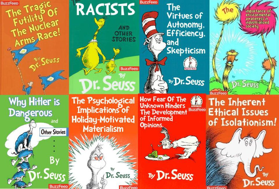 an analysis of race and racism in the literary works of dr seuss Sign up with facebook, twitter or google your reviewessayscom data will be completely private, secure and will not be posted to your facebook wall or tweeted.
